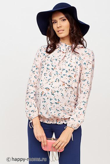 Летние блузки с длинным рукавом купить