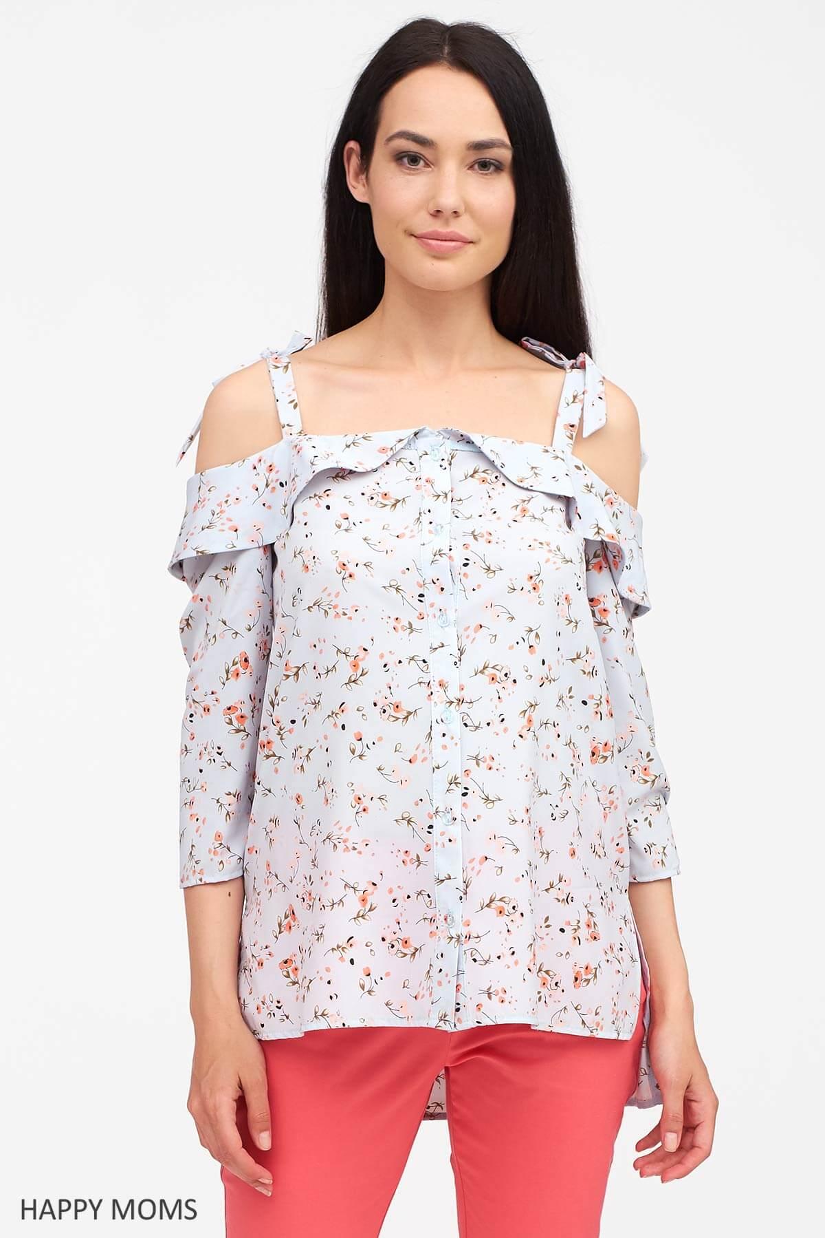 Блузки для беременных в москве