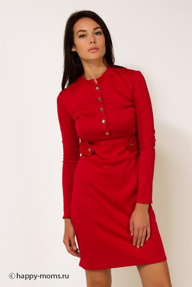 994b3732602d Платье для кормления красное купить интернет магазин