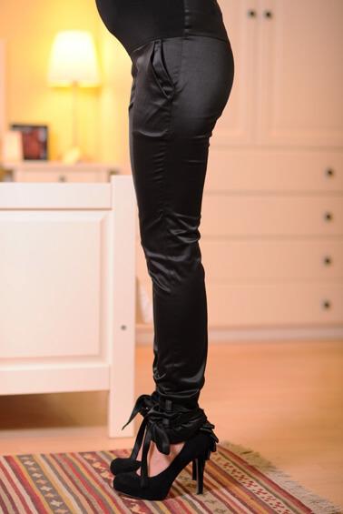Атласные брюки с доставкой