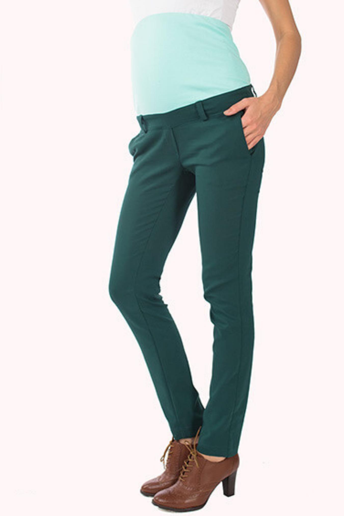 Зеленые брюки купить доставка