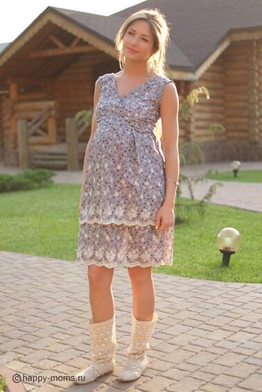 Фото платья сарафаны для беременных