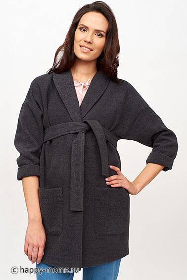 Демисезонное пальто для беременных фото 43
