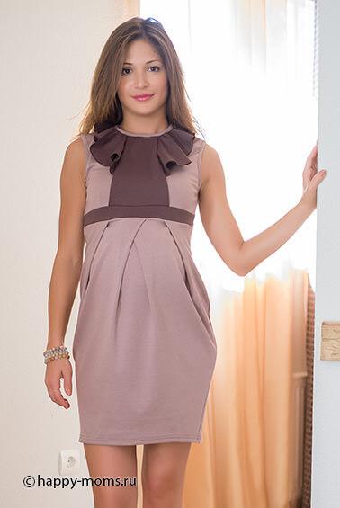 Вот что заказала для себя беременной) | Платье