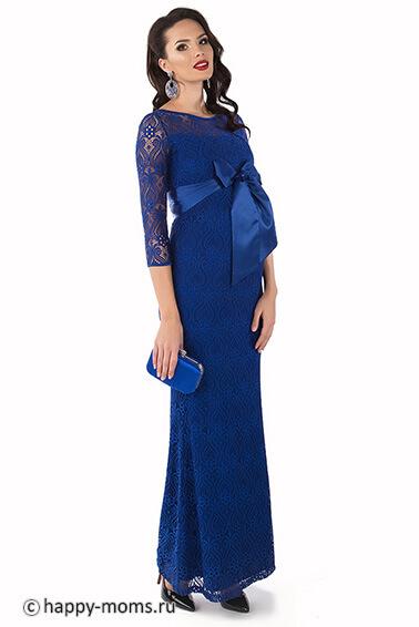 Вечернее платье для беременных каталог