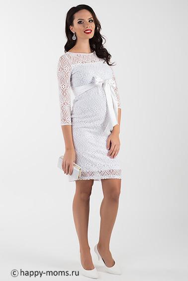 Свадебное платье для беременных буду мамой 32