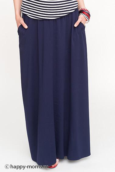 d8fcee501b0 Длинная юбка для беременных интернет магазин Happy-Moms.ru