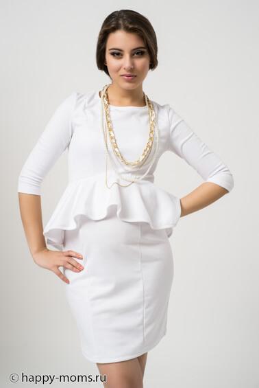 2f36a2a51317051 Платье для беременных для загса купить Happy-Moms.ru