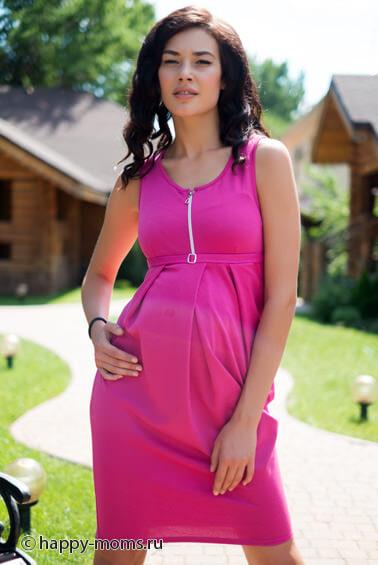 9c5d15706369089 Яркое платье для беременных интернет-магазин Happy-Moms.ru