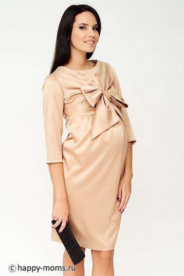 8f083a29f3ff Купить нарядное платье для беременных Happy-Moms.ru