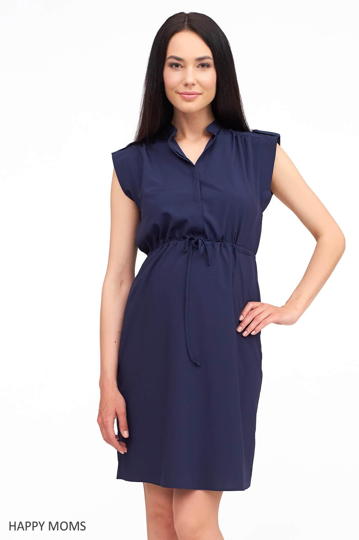 36674837f225557 Платье для беременных и кормящих мам Happy-Moms.ru
