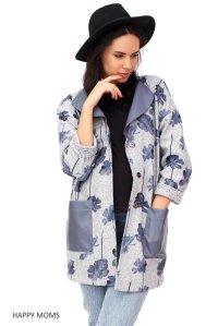 Лёгкое пальто для беременных Оверсайз интернет магазин купить 678a84e07bdd1