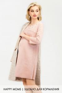 8219cab5f714 Платье замшевое для беременных и кормящих купить интернет-магазин